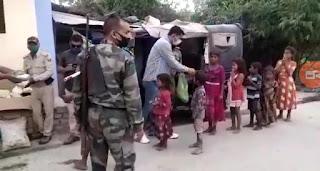 समस्तीपुर :दलित टोला के साथ देहारी मजदूर गरीब एवं विधवा विकलांग जरूरतमंदों के दरमियान राहत वितरण किया: विशाल सिंह