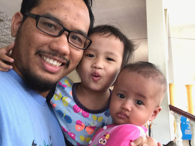 ciri-ciri ayah terbaik, panduan menjadi ayah, how to be good father, great father, good daddy, sayang ayah,