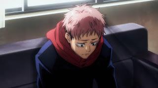 Hellominju.com : 呪術廻戦 アニメ 第9話『幼魚と逆罰』  じゅじゅさんぽ   Jujutsu Kaisen EP.9   Hello Anime !