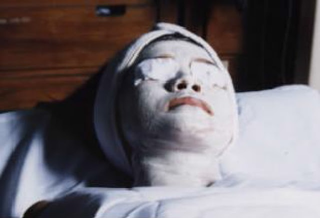face skin care cosmetik