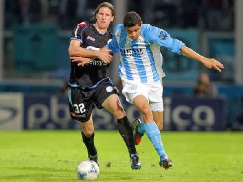 BELGRANO DE CORDOBA RECIBE A RACING CLUB