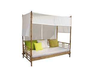 Outdoor Shaded Daybeds, Outdoor Daybeds, Outdoor Furniture, Premium Canopy Daybed