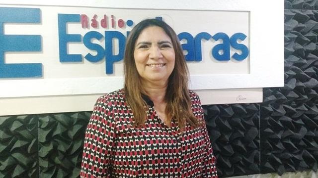 Em Nota: Rosalba Mota se solidariza com Familiares e amigos de Dinaldo Wanderley