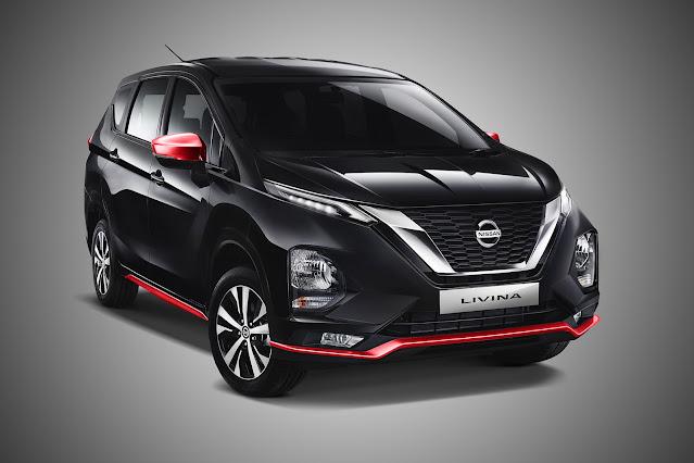 Nissan Livina Sporty