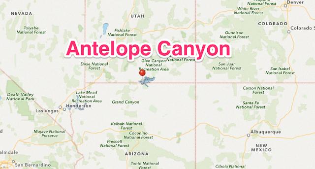 Antelope Canyon, Arizona | Dennis\'s Blogs