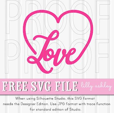 free valentine svg