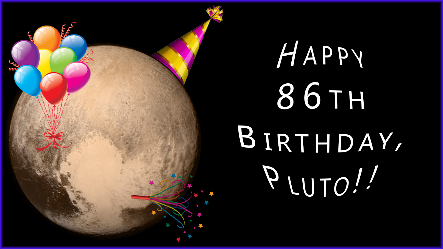 sad sad planet pluto birthday - photo #41