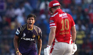 KKR vs KXIP Qualifier 1 IPL 2014 Highlights