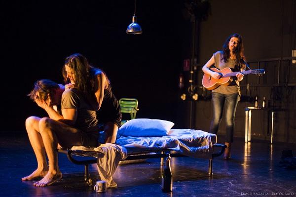 Teatro Lara, Chica Sombra, Danny y Roberta