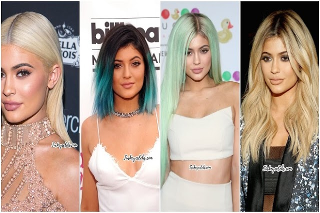 5 Things You Probably Didn't Know About Kylie Jenner Hair Transformations.