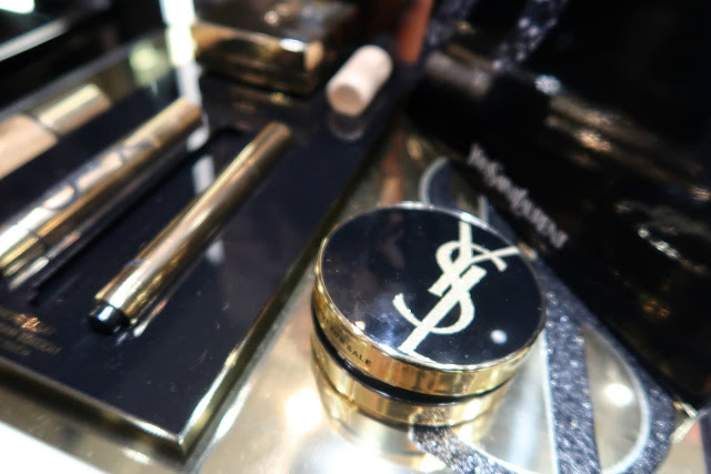 YSL, YSL beauty, YSL Liverpool, Harvey Nichols Beauty Bazaar, Fred Letailleur, Danielle Levy