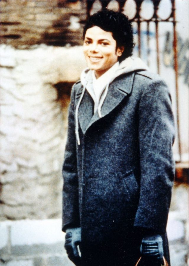30 Vintage Photographs Of A Young And Handsome Michael