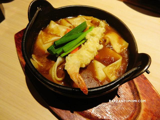 Sushi King Japanese Curry Menu 2017