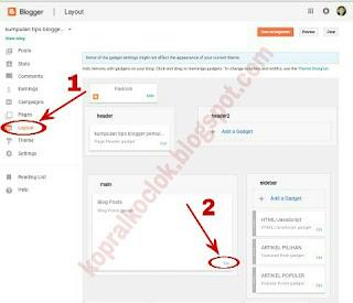 Cara Menampilkan Postingan dengan Artikel Penuh di Halaman Beranda Blog