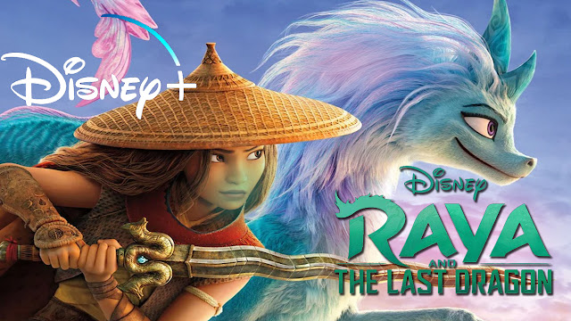Review Raya And The Last Dragon