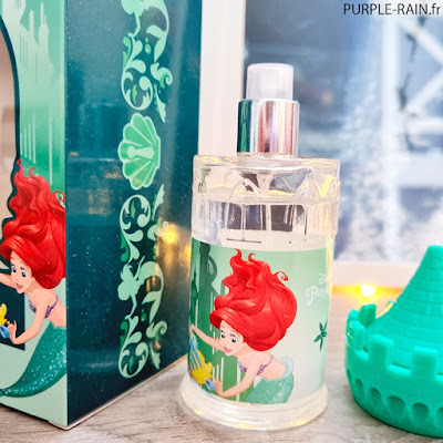 PurpleRain - Notino Eau de Toilette Princesse Disney : Ariel