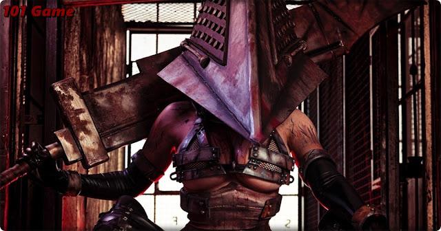 Silent Hill Pyramid Head Cosplay