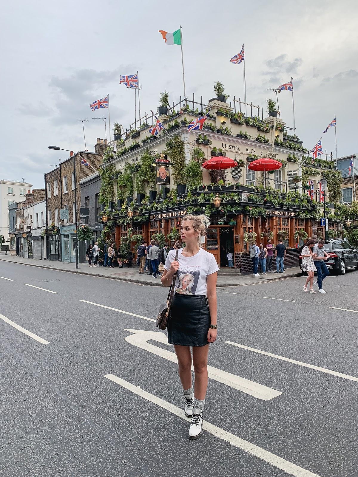 london IG spots