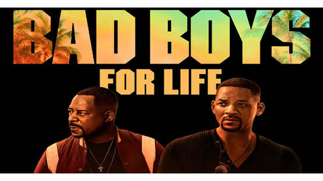 Bad Boys For Life (2020) English Movie 720p HD CamRip Download