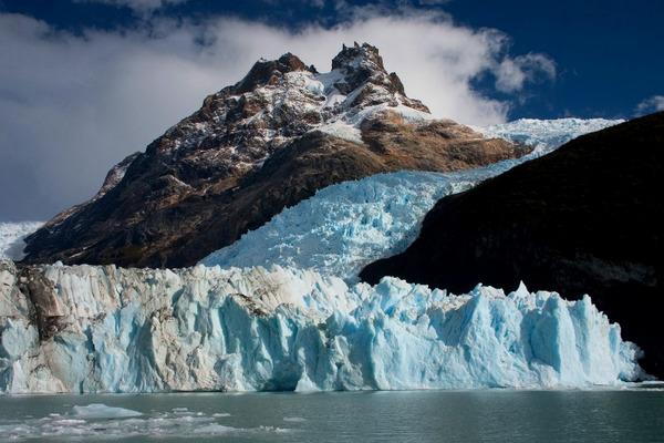 Parque nacional los glaciares Argentina