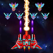 Playstore icon of Galaxy Attack: Alien Shooter