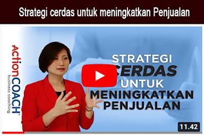 Mendongkrak penjualan - Strategi dan taktik jitu | Bagian 2