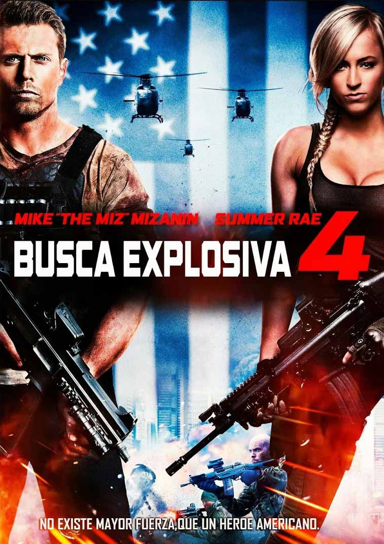 Busca Explosiva 4 Torrent – Blu-ray Rip 720p Dual Áudio (2015)