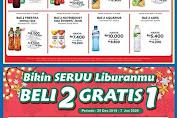 Promo Indomaret Beverages Fair Periode 2 - 7 Januari 2020