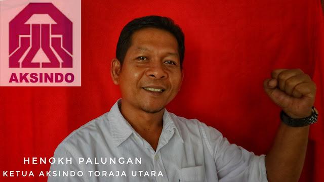 Ketua AKSINDO Toraja Utara, Maju untuk Wujudkan Masyarakat Sejahtera