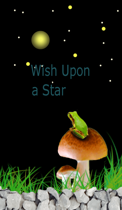 Wish Upon a Star! Frog