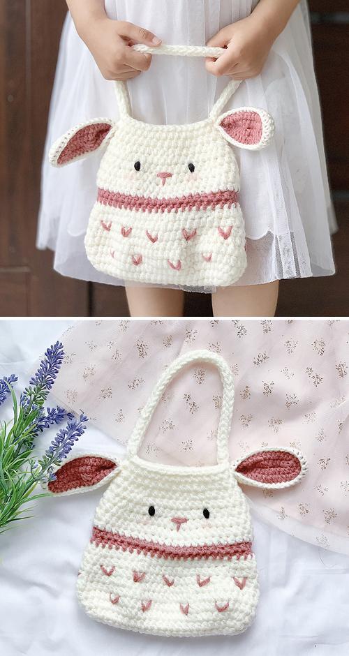 Little Bunny Bag - Free Pattern