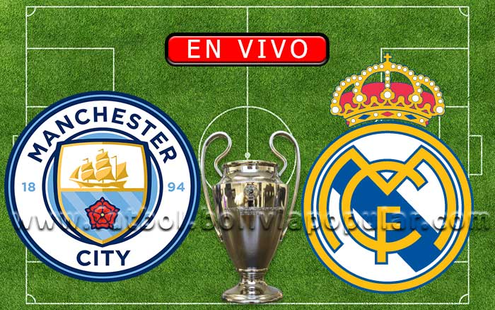 Manchester City vs. Real Madrid - Champions League 2020