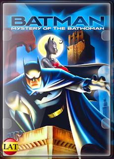 Batman: El Misterio de Batwoman (2003) DVDRIP LATINO