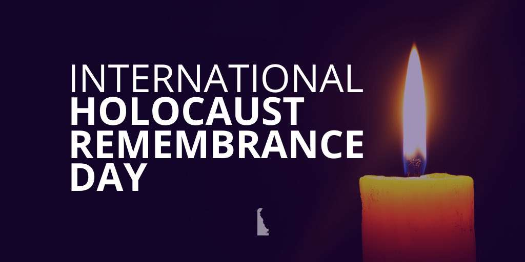 International Holocaust Remembrance Day Wishes For Facebook