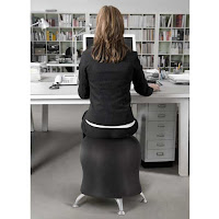 Practical Exercise Ball Office Chair