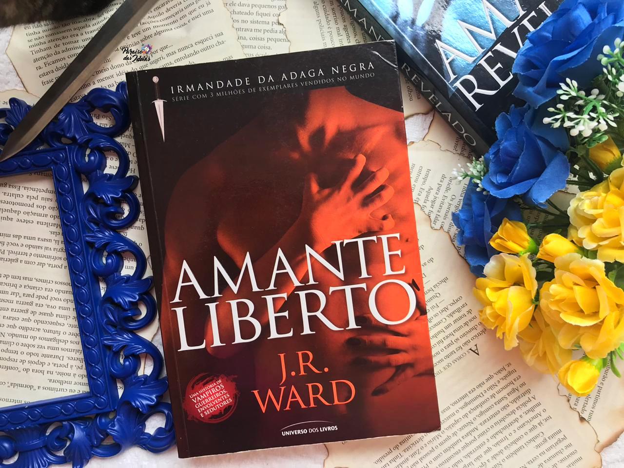 [Resenha] Amante Sombrio - Livro 01 - J.R.Ward