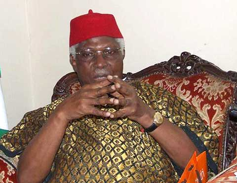 If Buhari Is Hale and Hearty, Why should we Pray for Him? - Alex Ekwueme