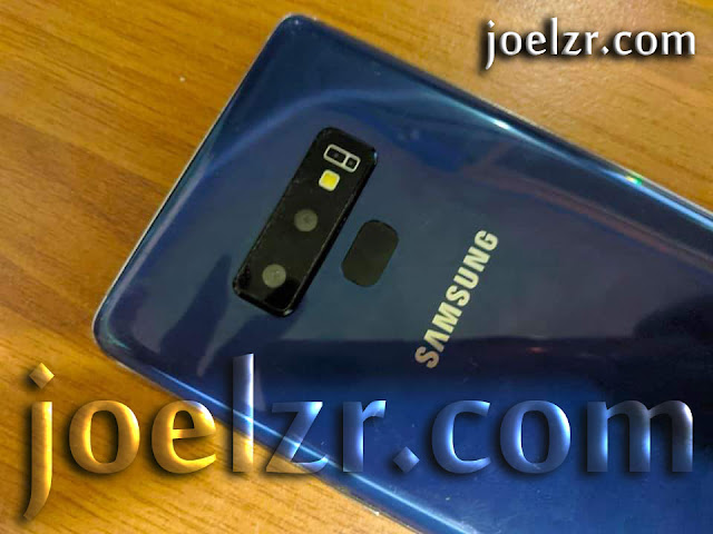 firmware Galaxy Note 9 SM-N9600 Replika