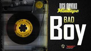 Audio   Rich Mavoko Ft Ay - Bad Boy   Download Mp3