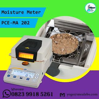 Moisture Meter Untuk Garam MA 202