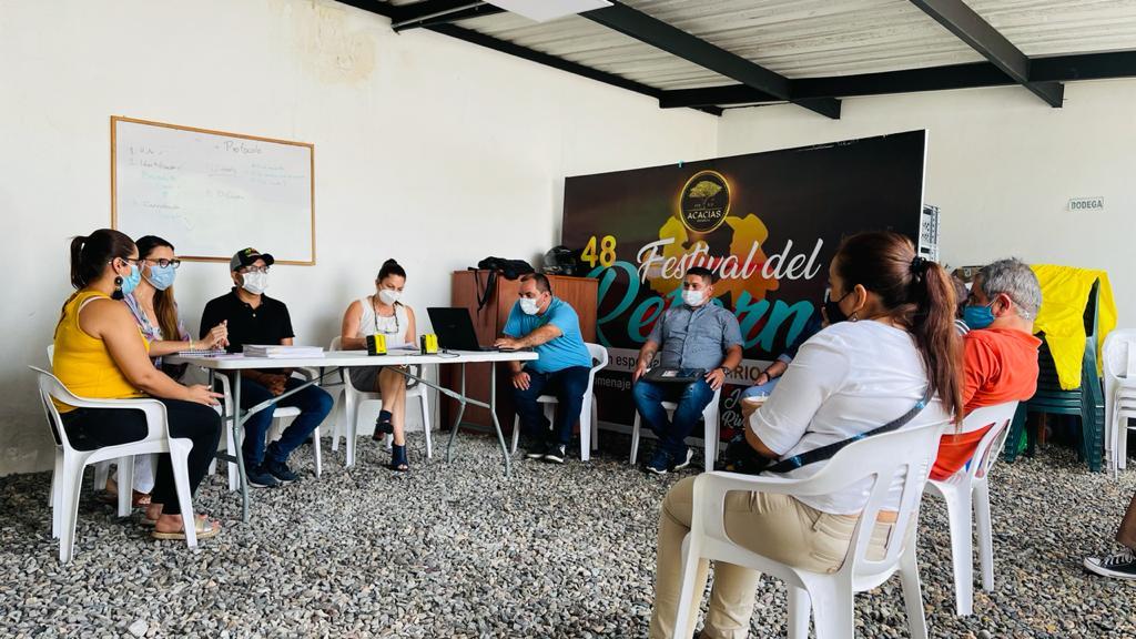 Estudian posibilidad de iniciar alternancia educativa en Acacías