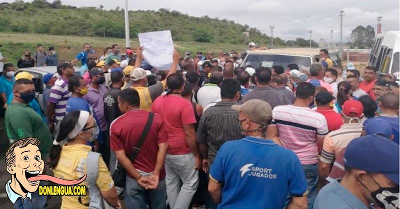 Con el límite de 20 litros de gasolina no se puede cubrir la ruta hacia Guayana