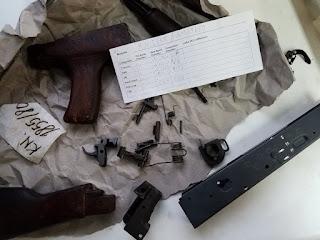 Romanian-AK-Parts-Kit