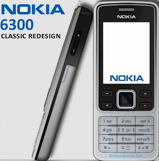 Nokia 6300 USB Driver Free Download for Windows