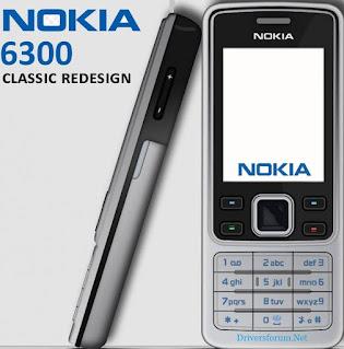 Nokia 6300 USB Driver