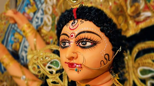 Write a Dialogue between Two Friends on Durga Puja Shopping