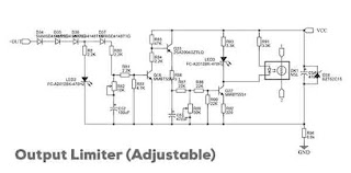 Fullbridge Class-D Amplifier Project in SMD Mini Ultra Powerful