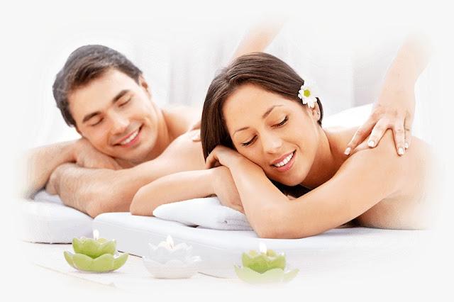 Six Hands Massage