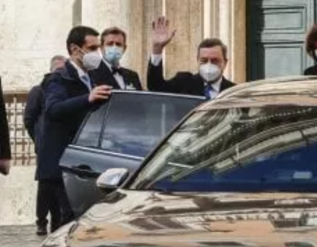ماريو دراغي يقبل تشكيل الحكومة الايطالية الجديدة ويبدا المشاورات
