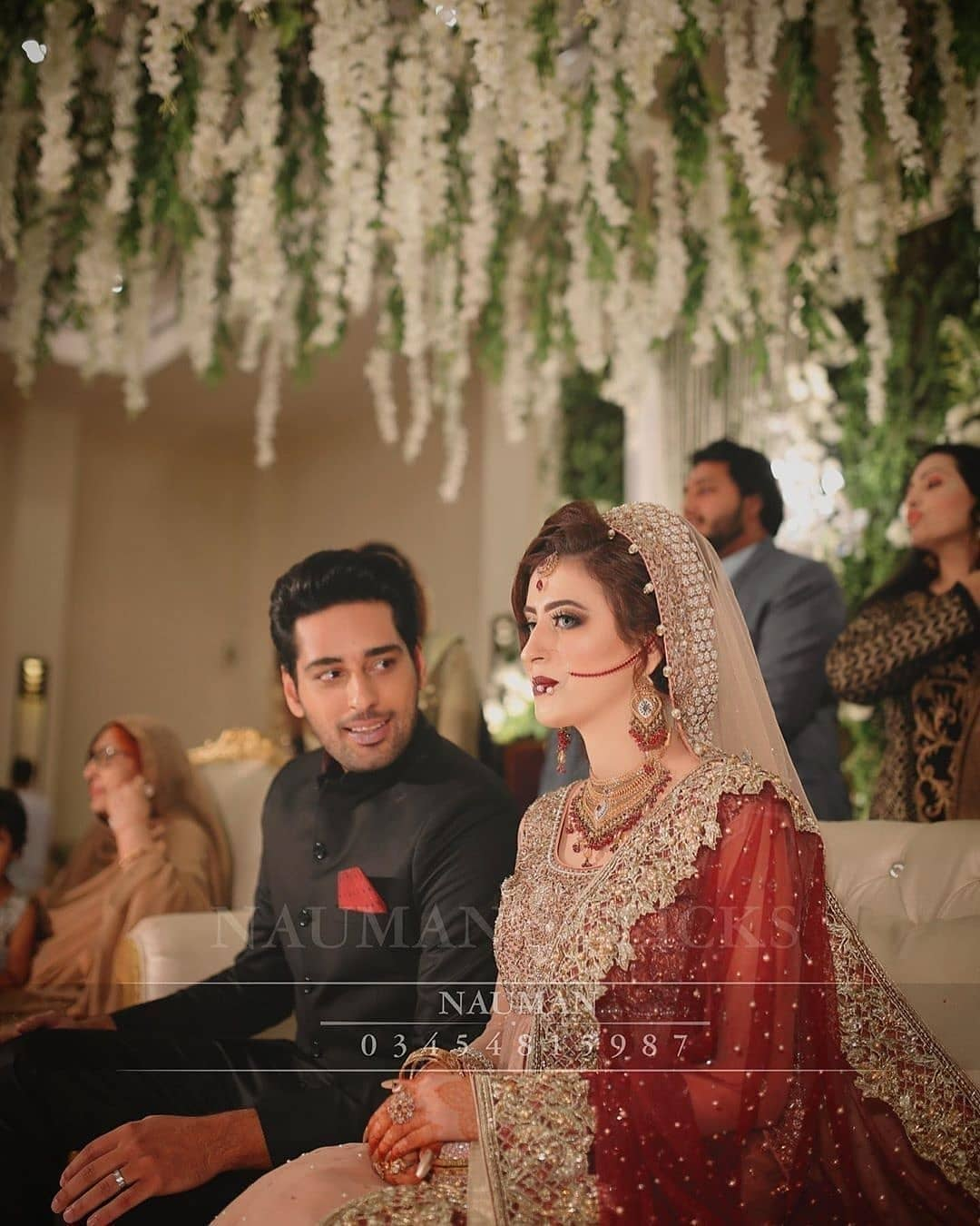 Humayun Saeed's Brother Salman Saeed Wedding